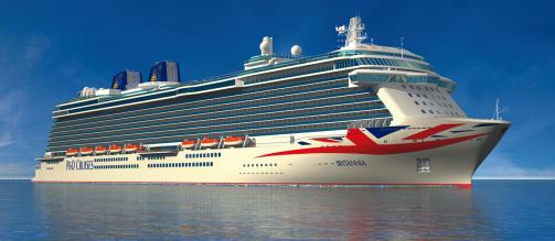 Britannia new livery