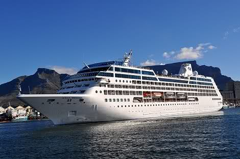 Travel Dynamics International The Cruise People Ltd Page - Cruise ship packages south africa
