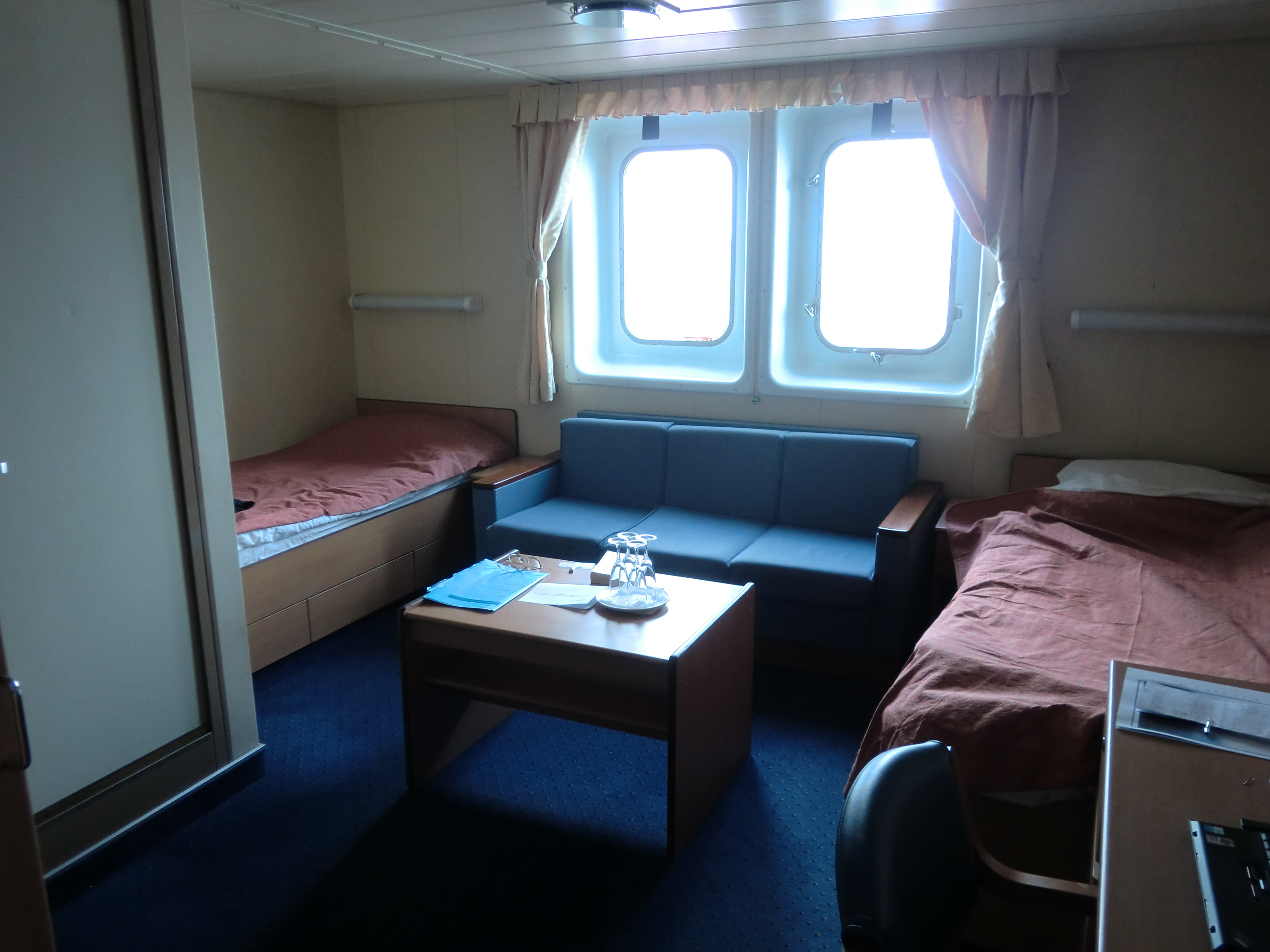 pictures of ships cabins - photo #5