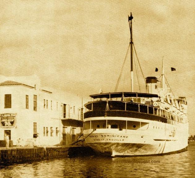 s.s. Nuevo Dominicano in Miami 1953