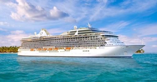 Oceania's Riviera
