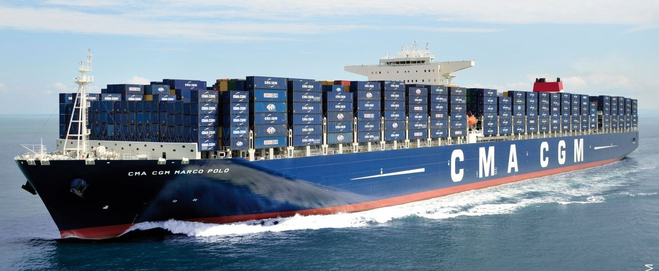 Cma Cgm Opens Passenger Bookings On The World S Largest