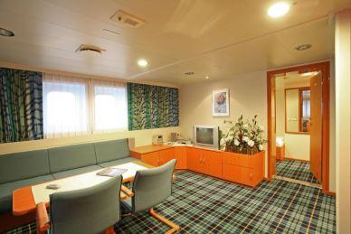 MSC Lausanne Owners Suite