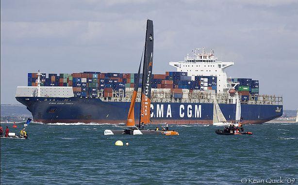World Cruises - CMA CGM