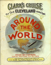 World Cruises - Cleveland 1909