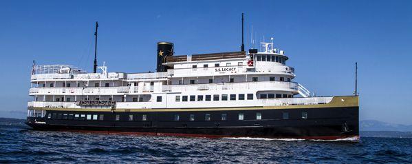 Small Ship Cruises The Cruise People Ltd - Alaska small ship cruises