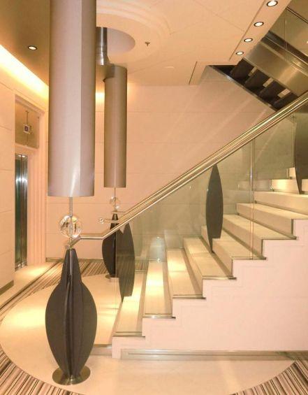 Europa 2 Stairwell