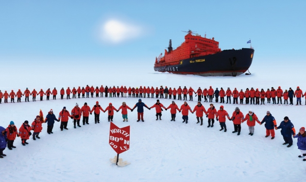 50 Years of Victory at the North Pole - Poseidon Expeditions