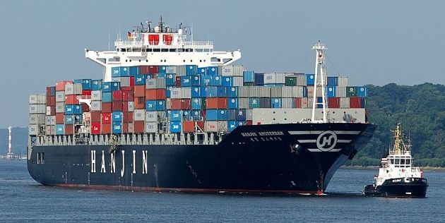 Hanjin Amsterdam © Helge at Fleetmon