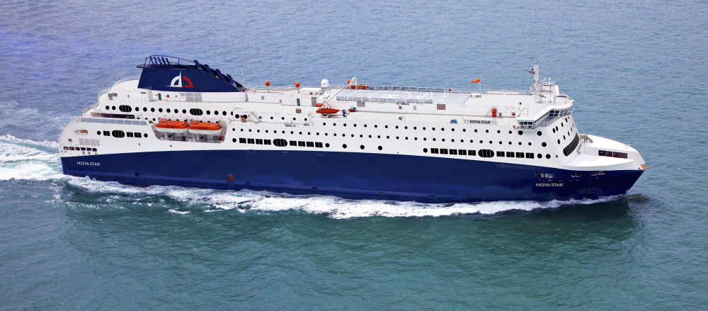 Bohai Ferry The Cruise People Ltd