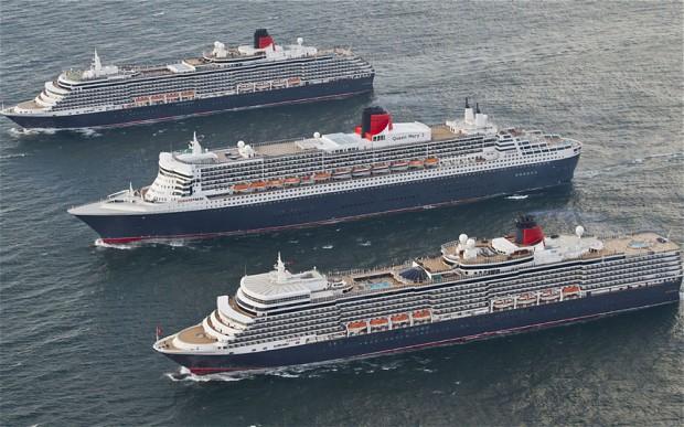 Europa 2 The Cruise People Ltd