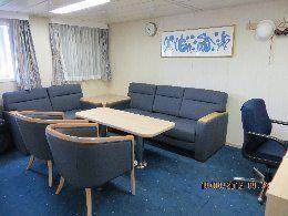 CMA CGM Musca Lounge