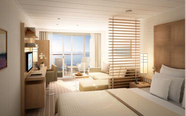Accommodation Europa 2 Balcony Suite