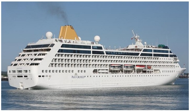 Amber Cove Lands Fathoms Adonia The River Cruise Lines New - Adonia cruise ship