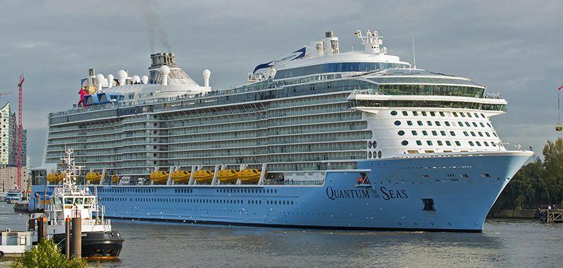 Quantum Of The Seas The Cruise People Ltd