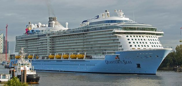 Quantum of the Seas © Hafen Hamburg