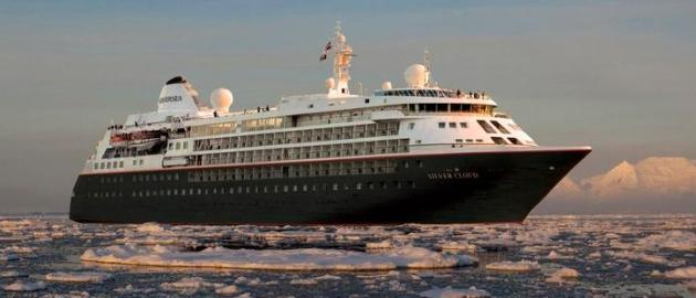 Silver Cloud (expedition ship)