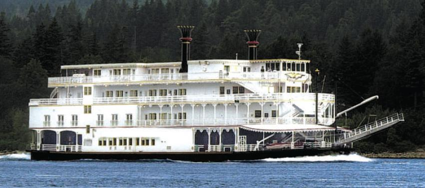 american river transportation company