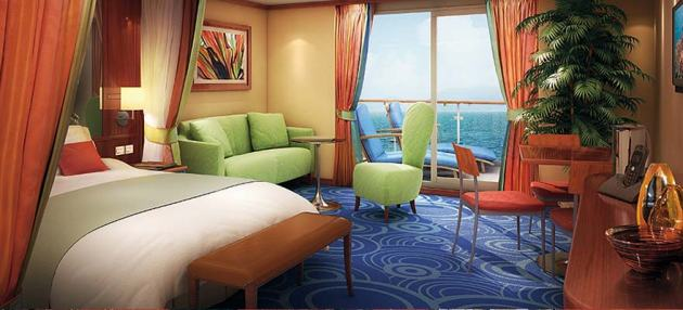 Norwegian Star penthouse