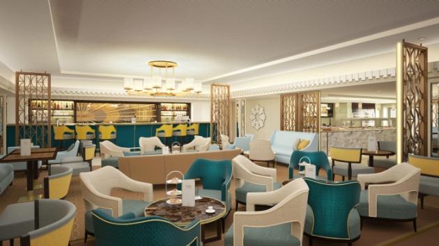Carinthia Lounge QM2