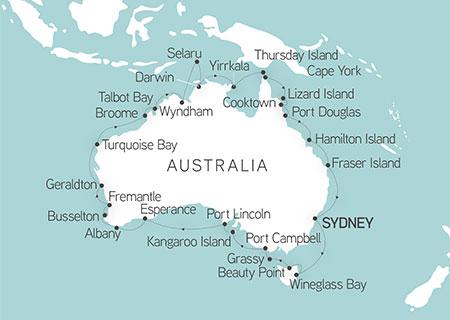 L'Austral mao