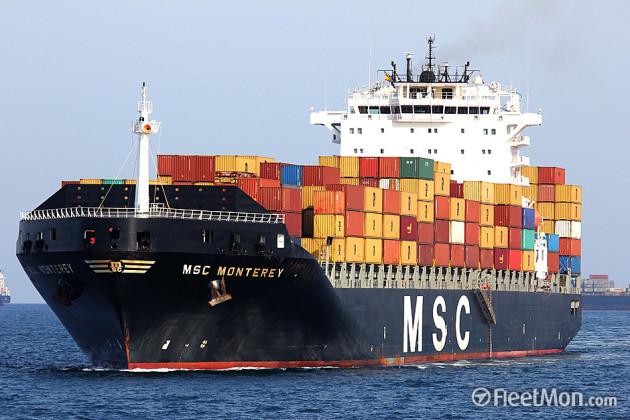 MSC Monterey