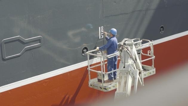 Queen Mary 2 refit