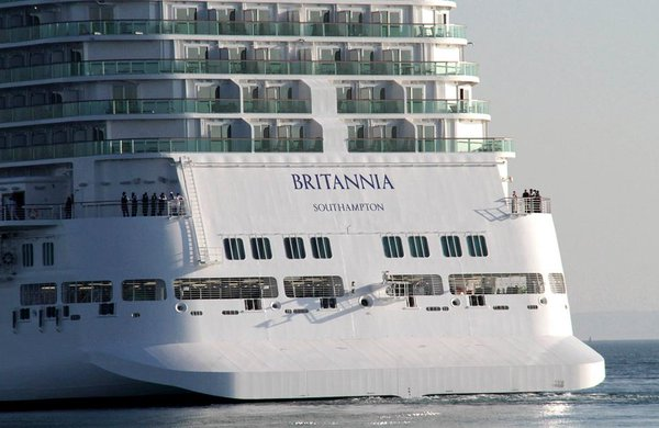 Britannia of Southampton by Andrew S-W
