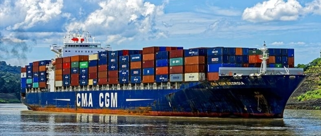 CMA CGM Georgia © Kenneth R Myers