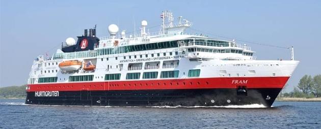Hurtigrutens Fram Now Offers Atlantic Canada And New England Cruises With C
