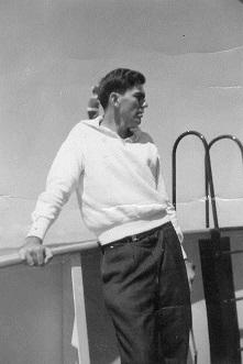 John Lang on Georgian Bay