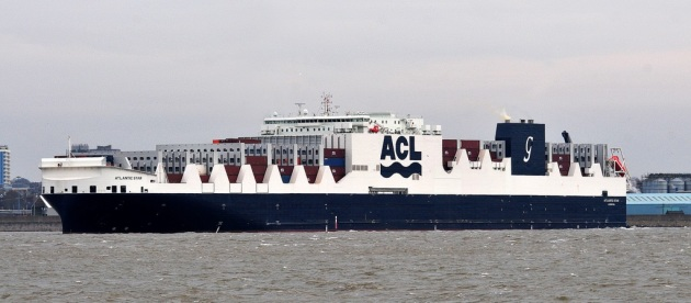 ACL Offers Weekly Trans-Atlantic Passenger Service: Hamburg-Antwerp